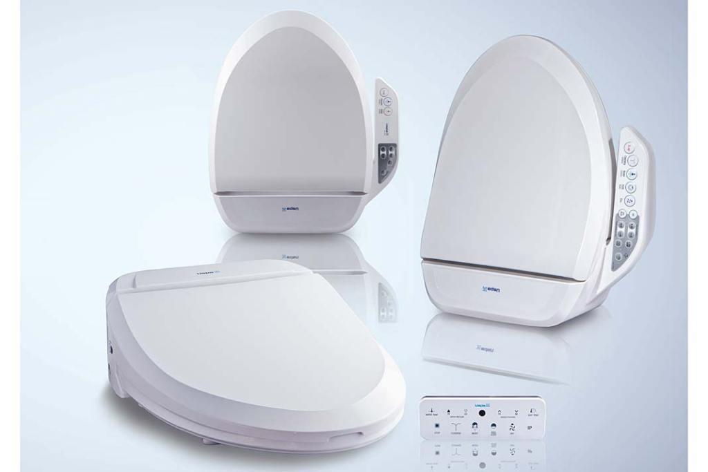 Higiena w łazience. Automatyczna toaleta myjąca marki USPA z oferty BioBidet