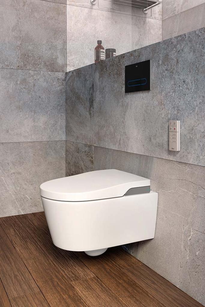 Toaleta myjąca In-Wash Inspira marki Roca
