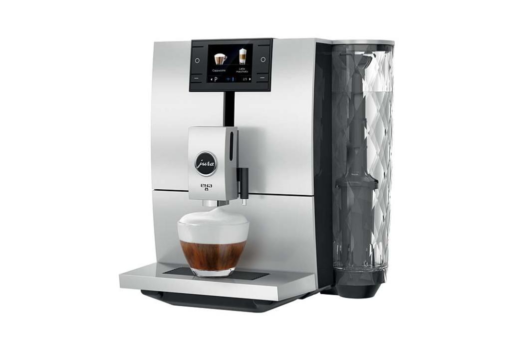Wolnostojący ekspres do kawy ENA 8 Jura