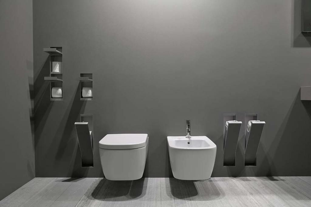 Akcesoria łazienkowe Antonio Lupi Sesamo