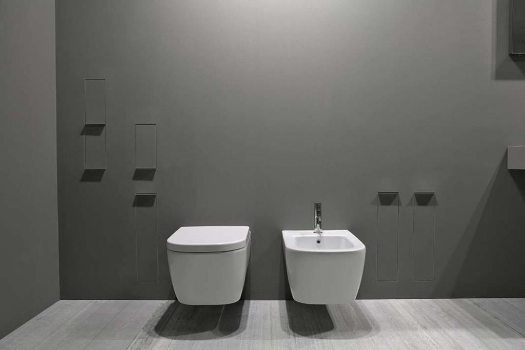 Akcesoria łazienkowe Antonio Lupi Sesamo, aranżacja łazienki