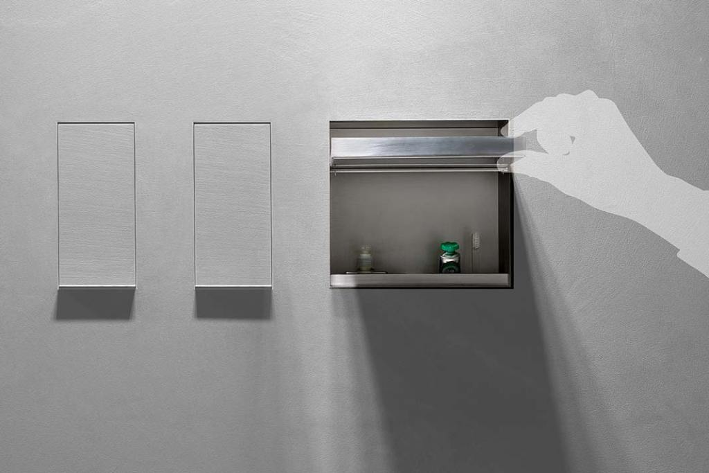 Kolekcja Sesamo od Antonio Lupi. Projekt Arkimera