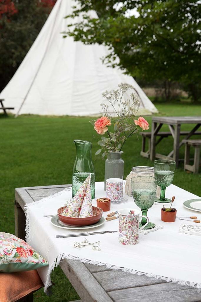 Akcesoria stołowe Gypsy od Ambiente Europe