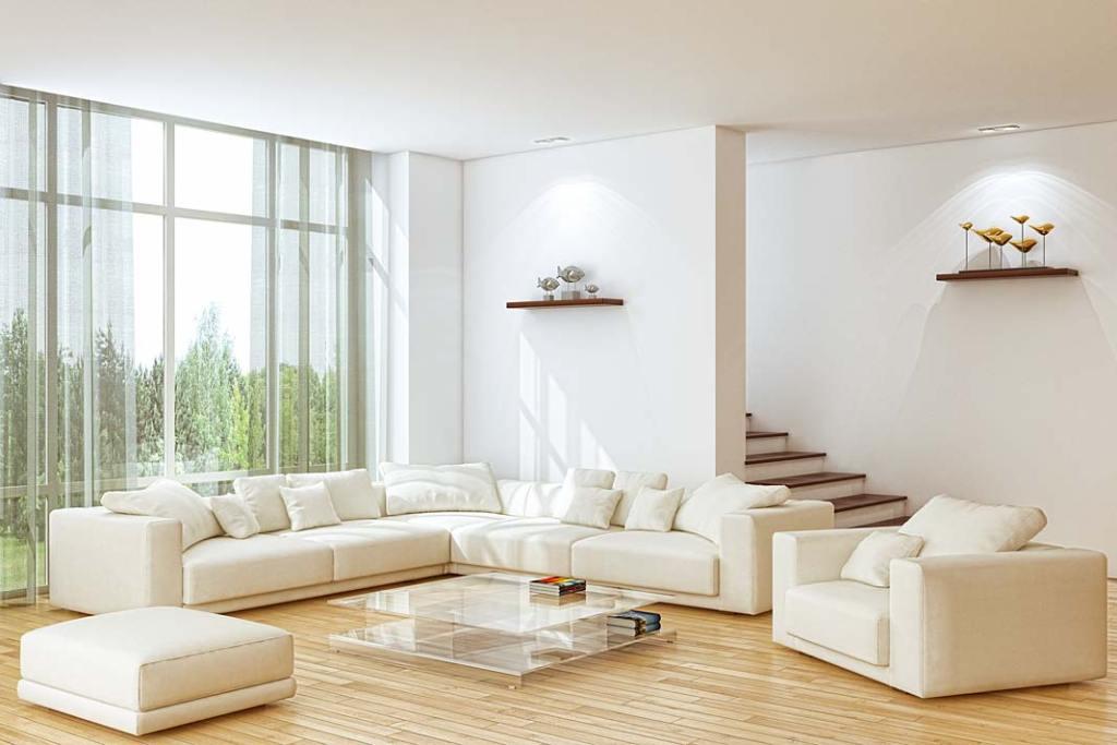 Baumit Ionit System - lepsza jakość powietrza w mieszkaniu