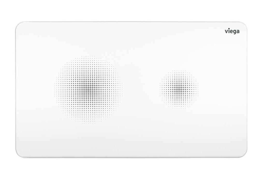 Bezdotykowy przycisk Viega Visign for Style 25 sensitive