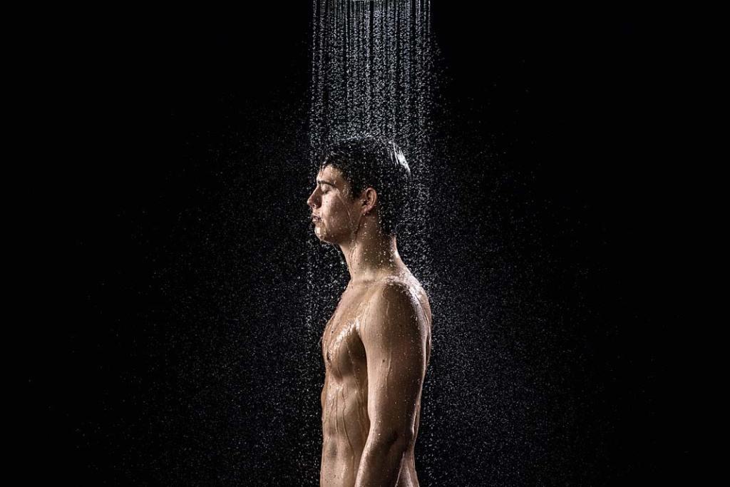 Deszczownica Aquatec, strumień tropikalny deszcz