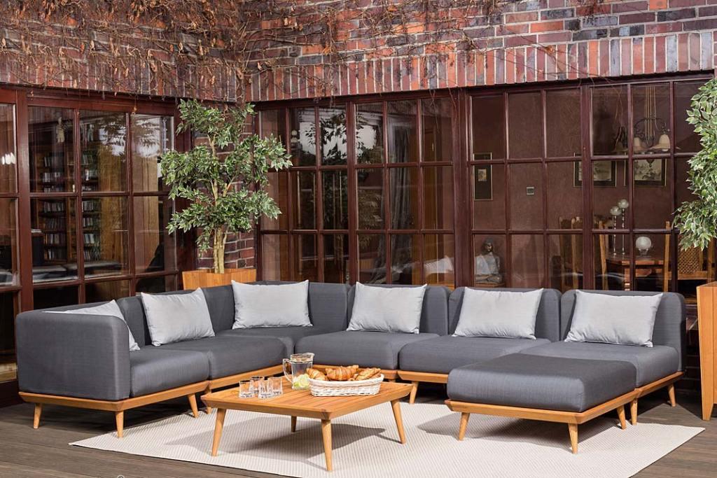 Kolekcja mebli ogrodowych Nourd marki Kler