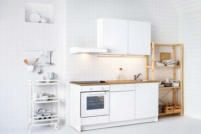 Meble kuchenne Knoxhult IKEA