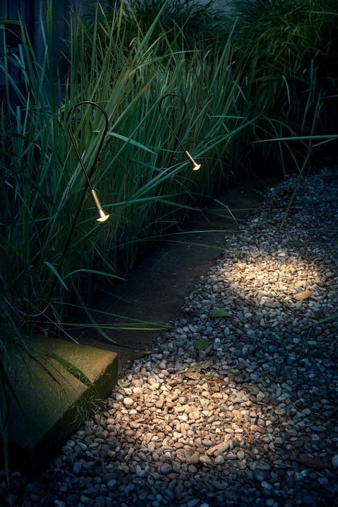Pomysł na ogród. Oświetlenie Catellani&Smith z ofrety Mood Design