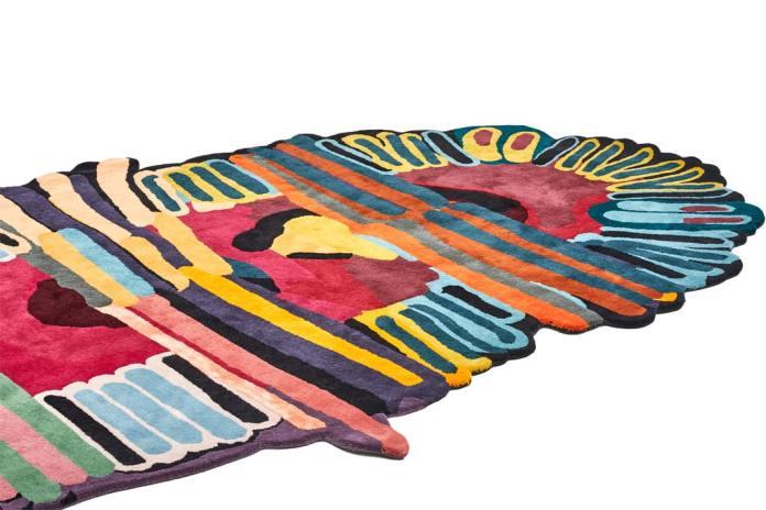 Przytulny dom, dywan Tufty marki Nodus