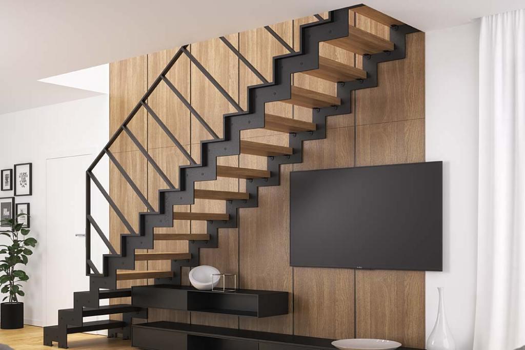 Samonośne schody Rintal Neolama