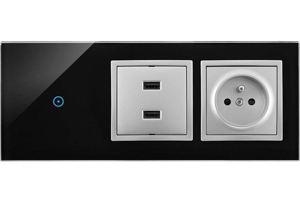 Sterowanie oświetleniem - nowoczesne włączniki dotykowe Simon 54 Touch marki Kontakt-Simon