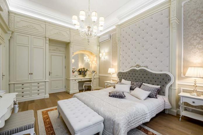 Sypialnia z linii Royal firmy Akan