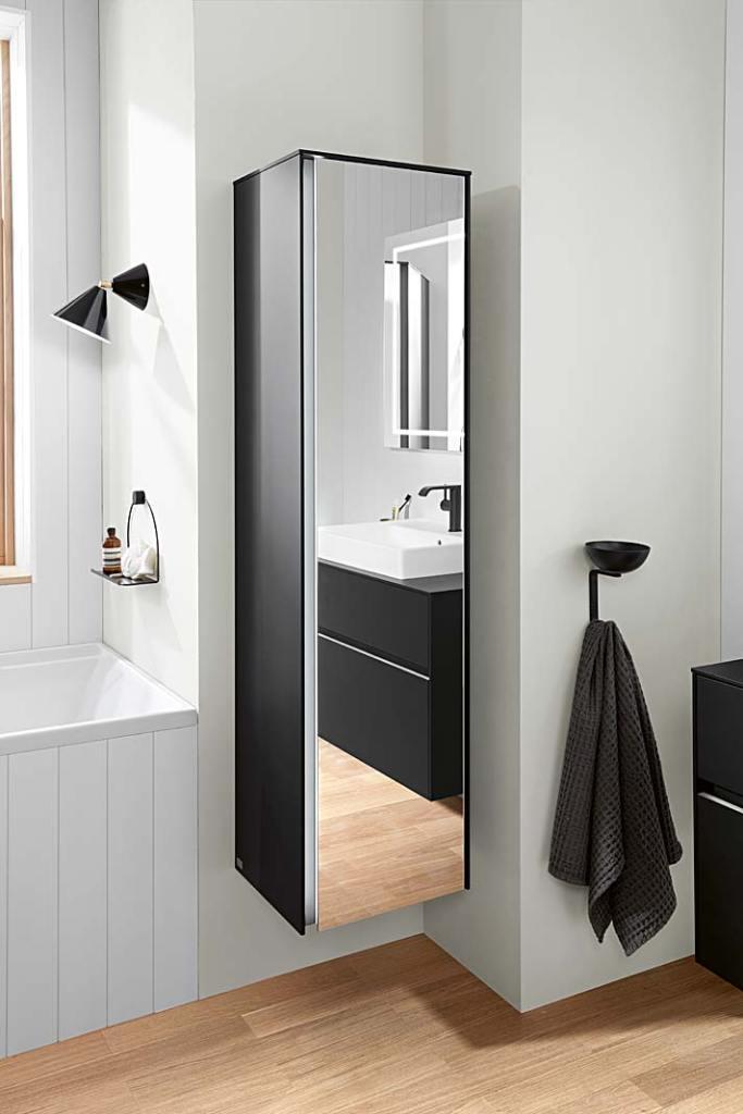 Szafka wisząca do łazienki Collaro od Villeroy&Boch