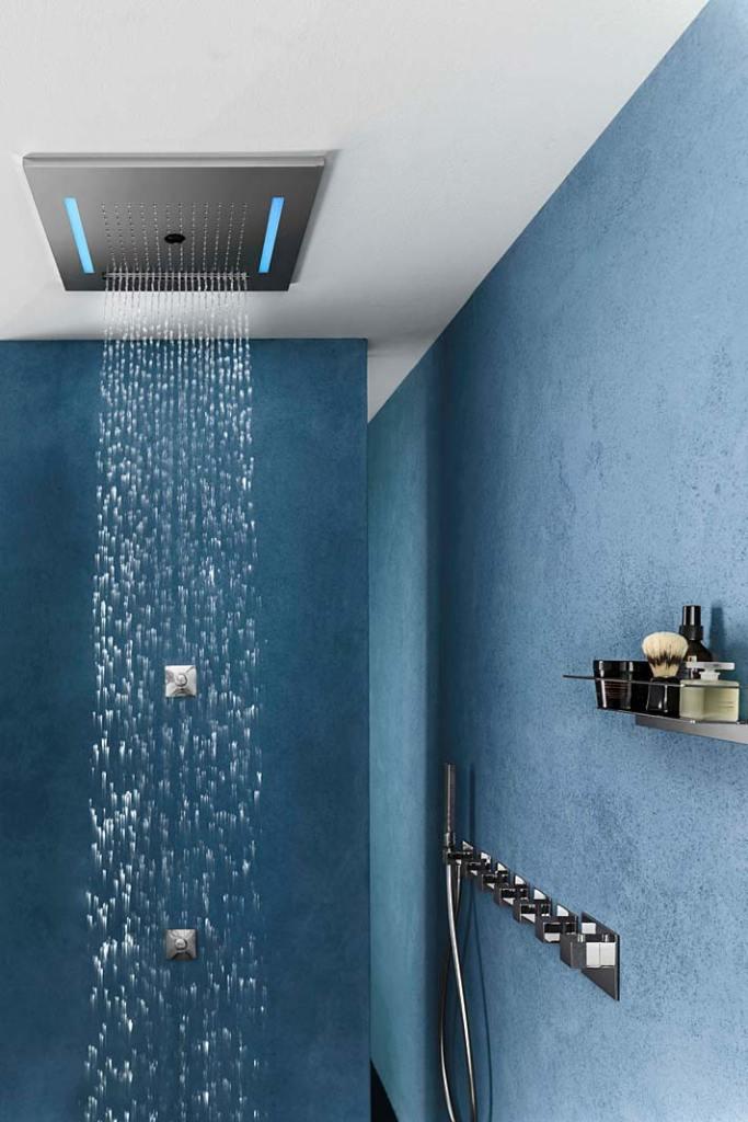 Deszczownica Aquatec Wire-twist z oświetleniem LED