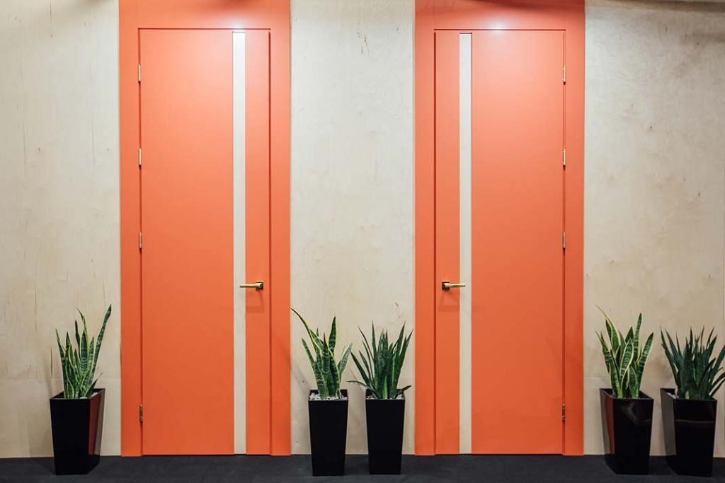 Drzwi wewnętrzne Lukka marki Inter Door