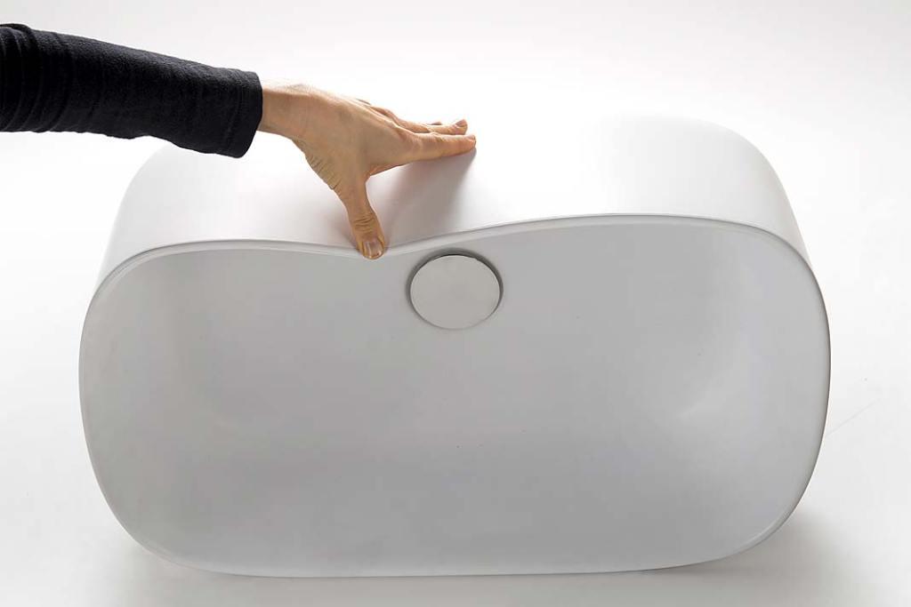Elastyczna umywalka Bounce z linii EVER