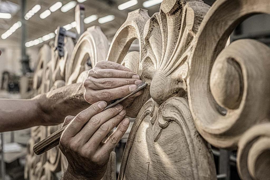 Firma Schody Trąbczyński płynnie łączy nowoczesność z tradycją i doświadczeniem