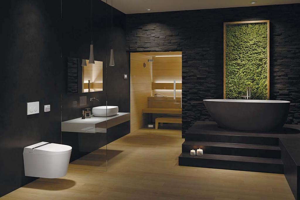 Inteligentna toaleta myjąca Hygea marki USPA_BioBidet