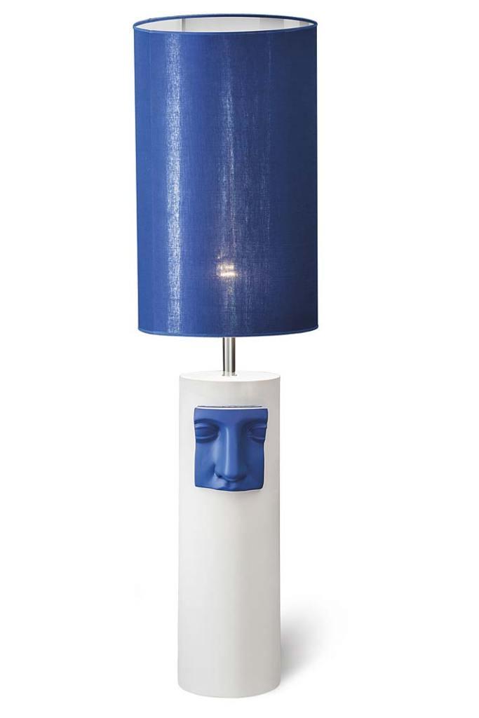 Nowoczesne lampy. Lampa stołowa Giunone Nose od VGnewtrend