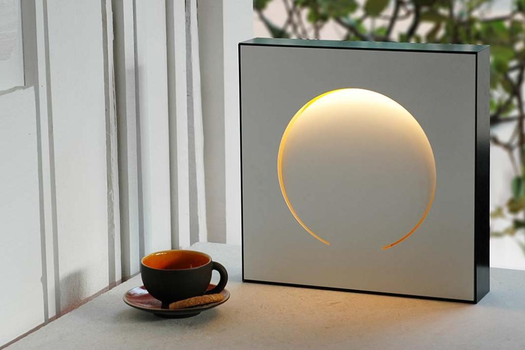 Lampa stołowa Minato marki Kinetura by Tekna