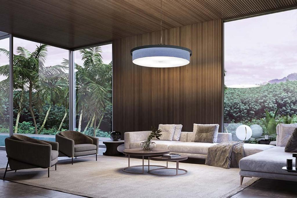 Nowoczesna lampa sufitowa Charlie od Modo Luce