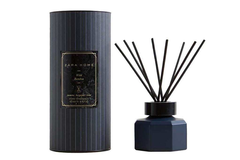 Pałeczki zapachowe Wild Bamboo z oferty Zara Home