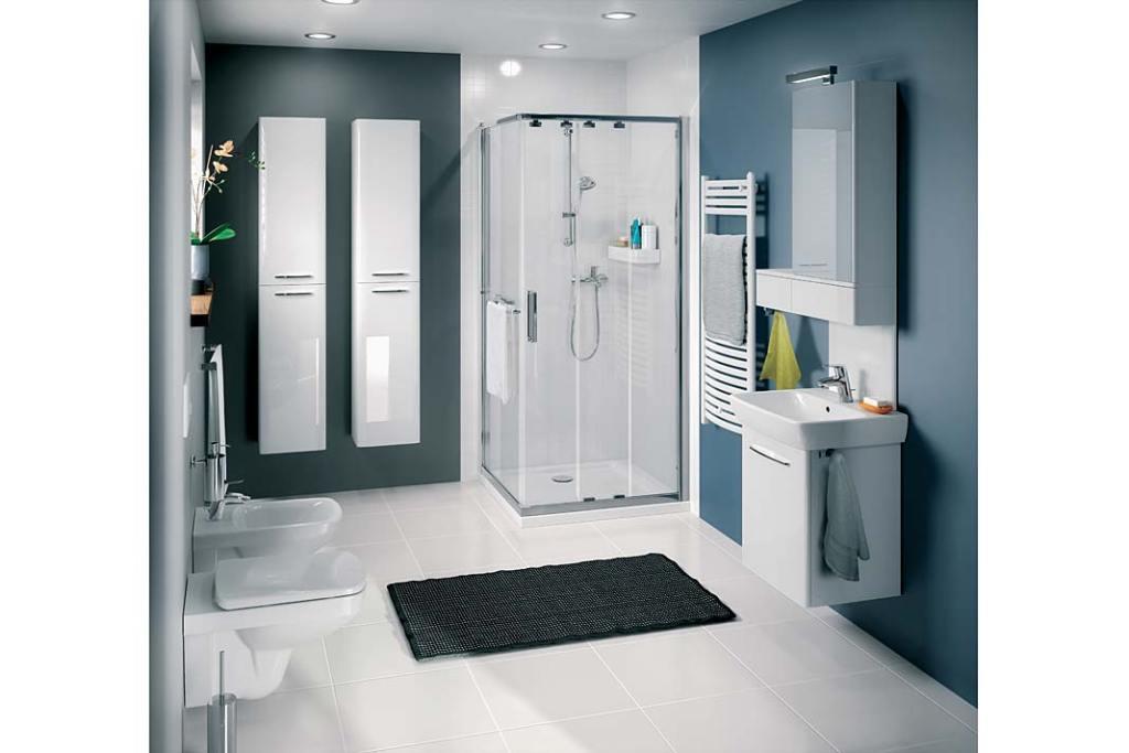 Seria Nova Pro marki Koło polecana do rodzinnych łazienek