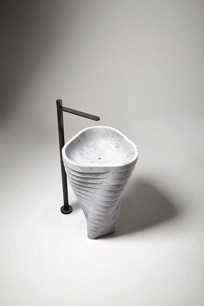 Umywalka Vortice marki Antonio Lupi