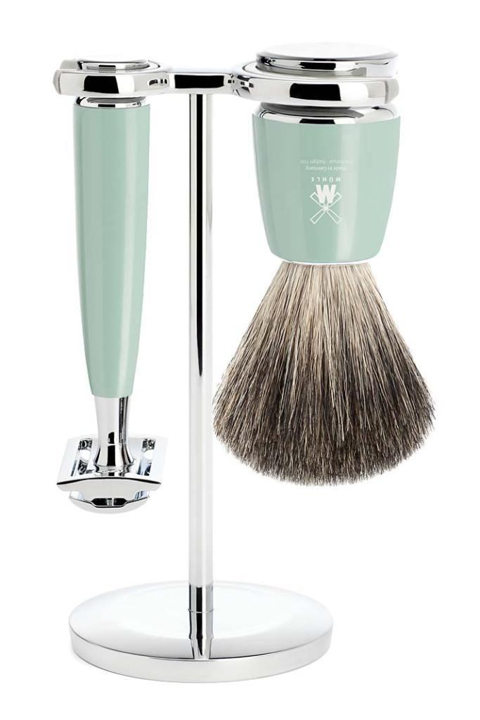 Zestaw do golenia Mint marki Mühle Shaving