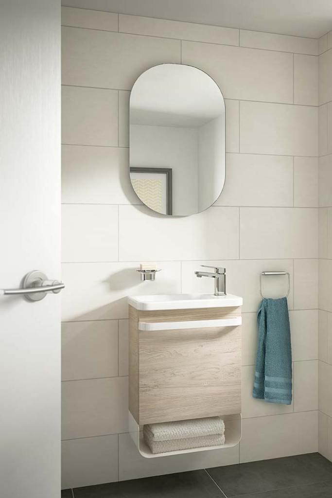 Kolekcja łazienkowa Tonic II marki Ideal Standad