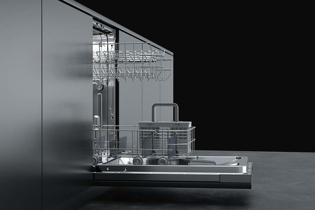 Oszczędna zmywarka do naczyń, model DFI 44700 Total marki Teka