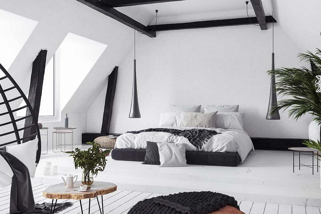RuckZuck, sypialnia w stylu New Nordic