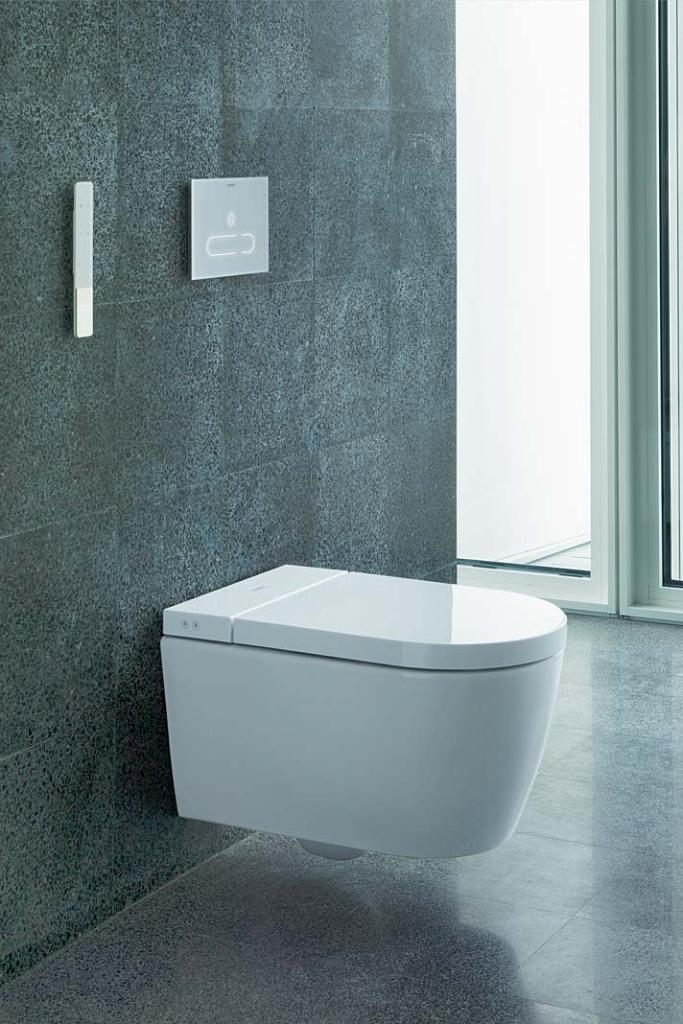 Toaleta myjąca DURAVIT SensoWash Starck f