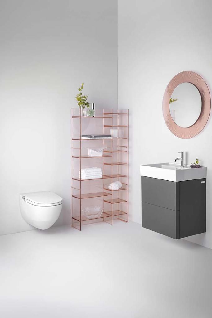 Toaleta myjąca LAUFEN Cleanet Riva
